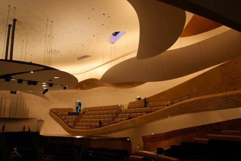 sp cial philharmonie de paris l 39 architecture int rieure classicagenda actualit musique. Black Bedroom Furniture Sets. Home Design Ideas