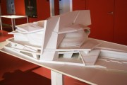 La maquette de la Philharmonie de Paris © Classicagenda