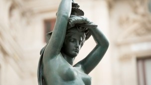 La ceinture de Lumière du Palais Garnier - Opéra National de Paris