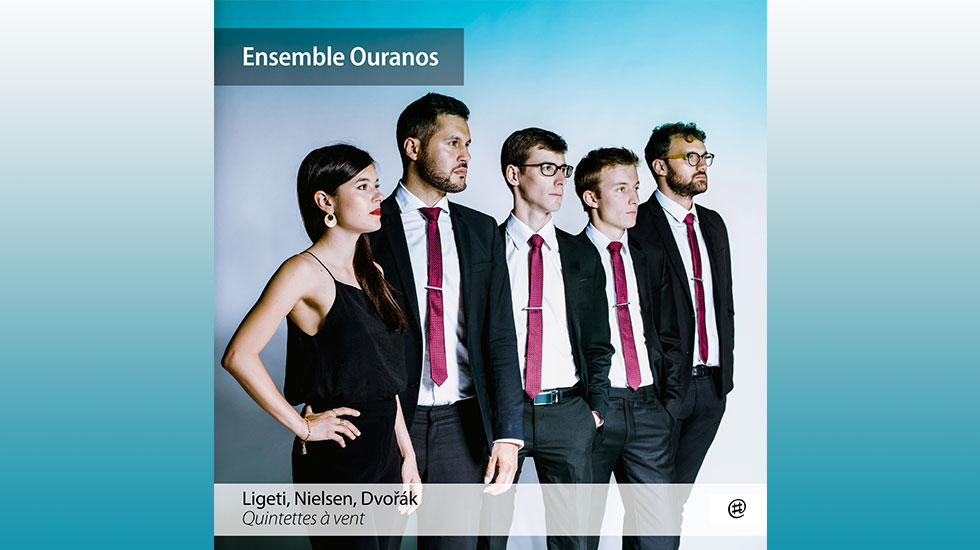 Album de l'Ensemble Ouranos