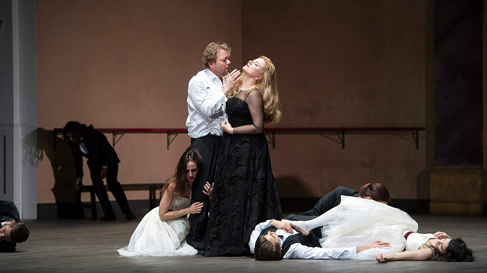 Tannhäuser à l'Opéra national des Pays-bas © Monika Rittershaus