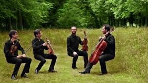 Le quatuor Béla © JL Fernandez