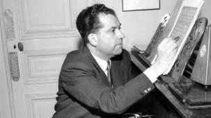 André Jolivet © DR