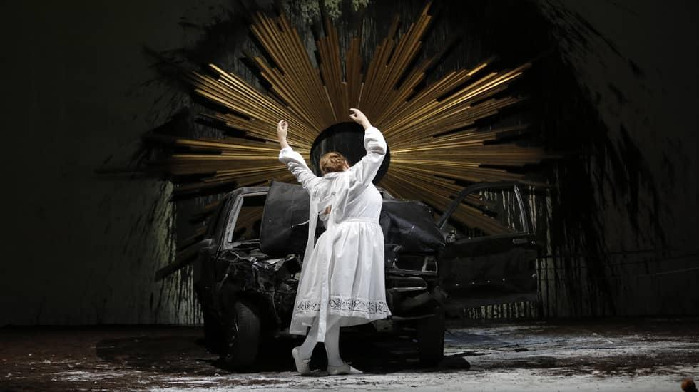 Un Requiem théâtral ouvre le Festival d'Aix-en-Provence © Pascal Victor