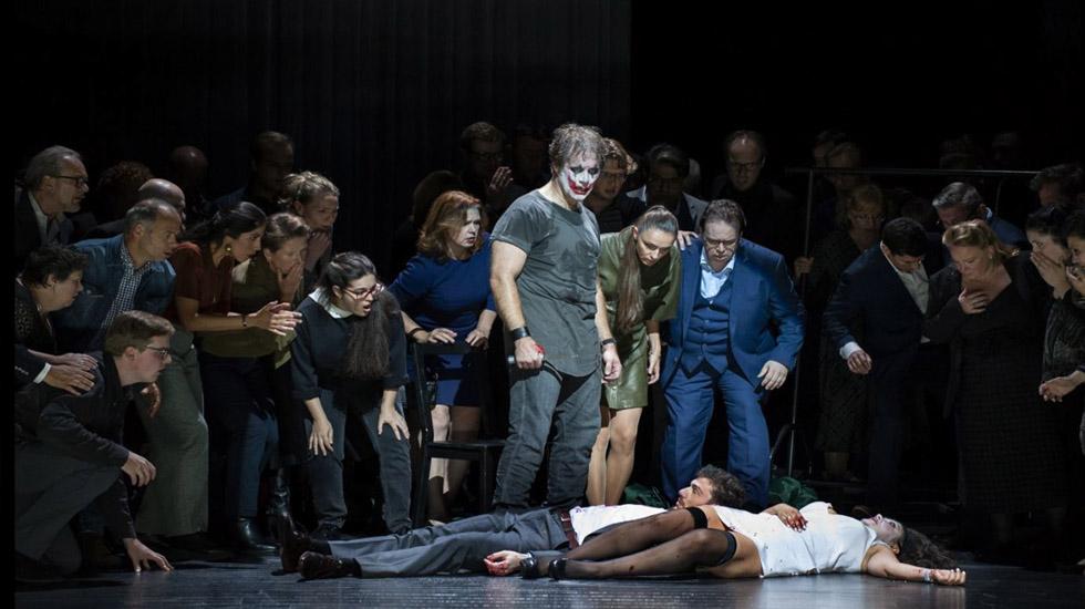 Pagliacci © BAUS | Opéra national des Pays-Bas