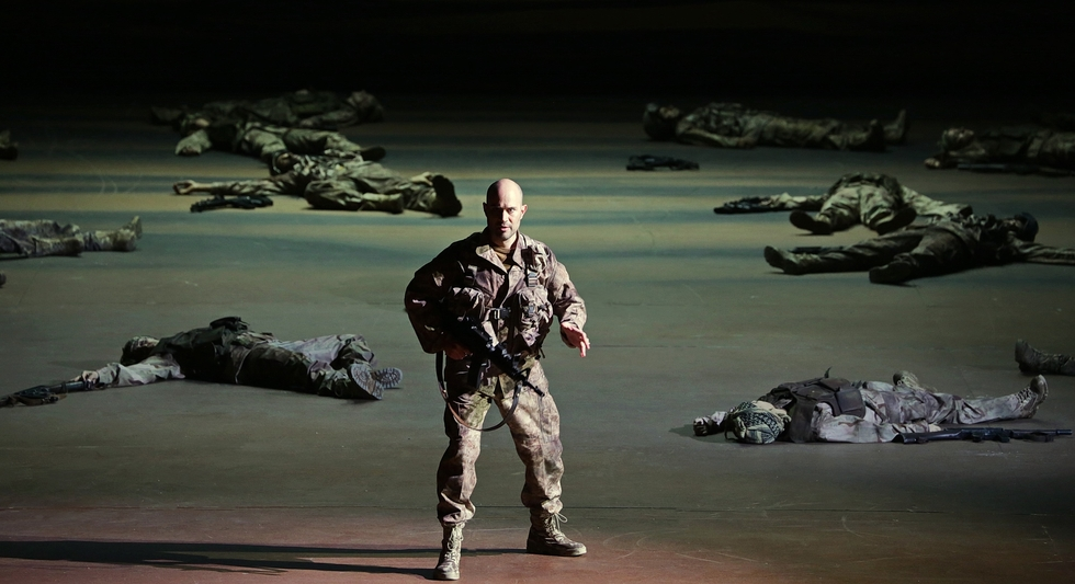 Bejun Mehta (Giuilo Cesare) © Teatro alla Scala 2019