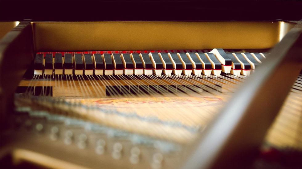 Piano © Pixabay