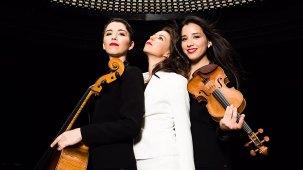 Trio Sōra © Astrid di Crollalanza