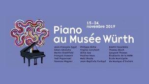 Piano au Musée Würth 2019