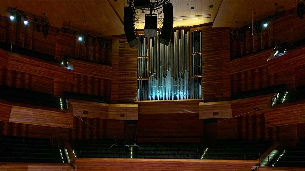 L'orgue de la Maison de la Radio
