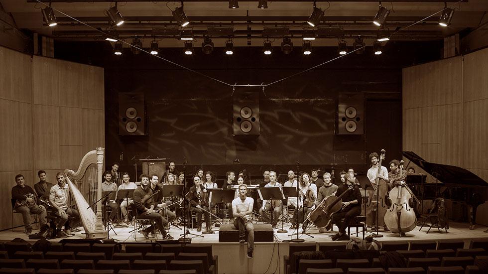 Clément Mao-Takacs et Secession Orchestra