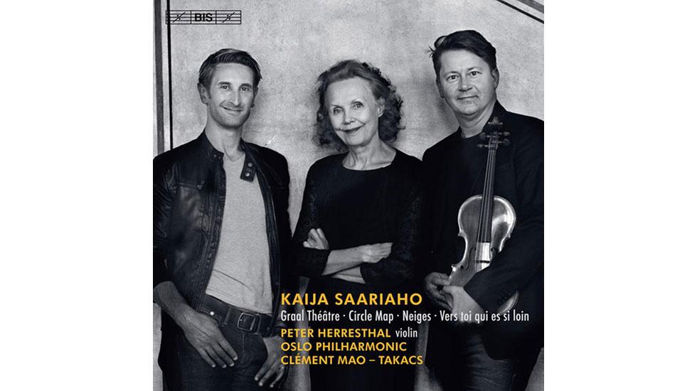 Un album consacré à Kaija Saariaho