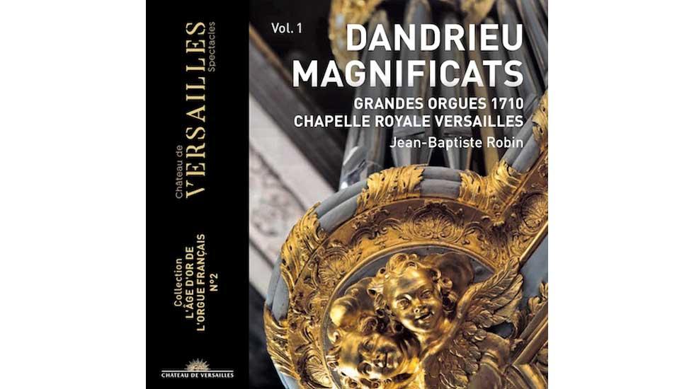 CD Dandrieu Magnificats