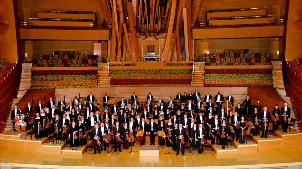 Le Los Angeles Philharmonic Orchestra (LA Phil)