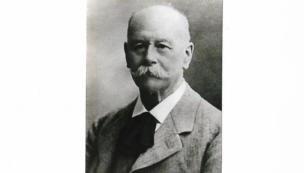 Henri Duparc vers 1920