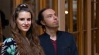 Cyrielle Golin avec Antoine Mourlas © Théo Delienne