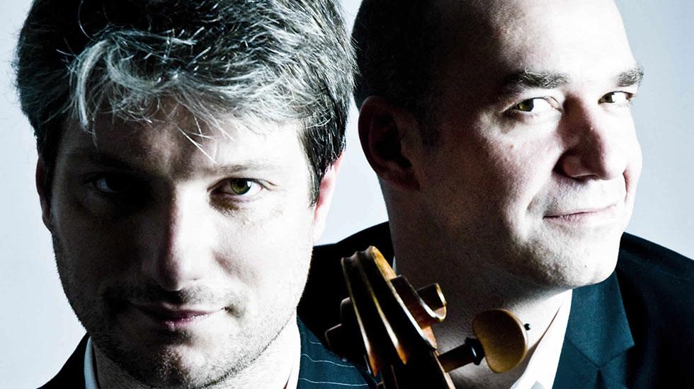 Jérôme Pernoo et Jérôme Ducros © Alix Laveau