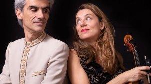 Agnès Pyka et Dimitri Vassilakis