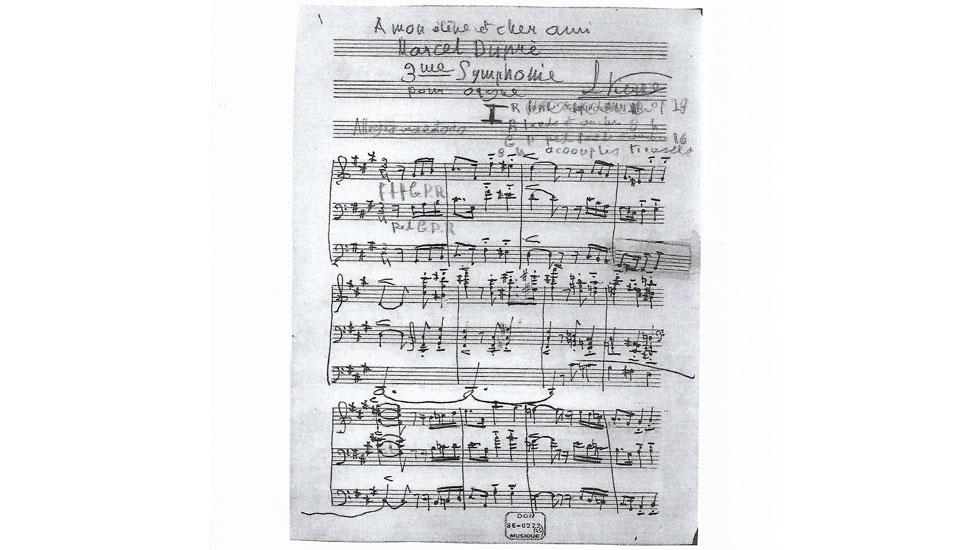 3ème symphonie de Vierne