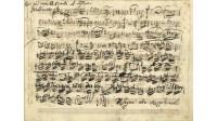 Autographe de Niccolò Paganini, Album d'autographes d'Eugène de Cessole. Photo: Bibliothèque de Cessole; Nice