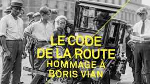 Couverture du cd - Le code de la route - Vian