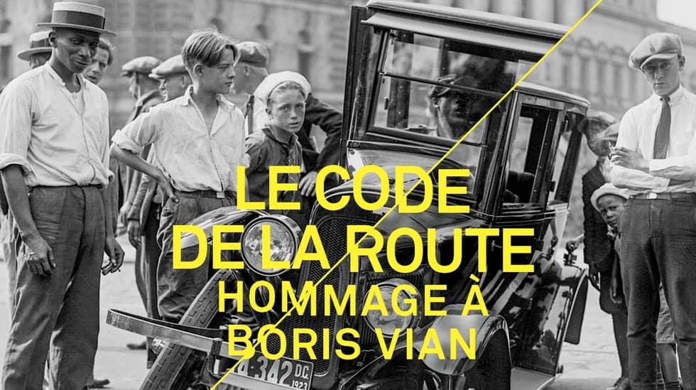 Couverture du cd - Le code de la route - Vian