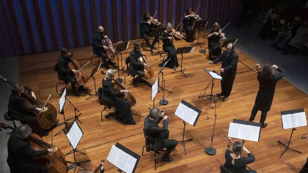 Orchestre Royal de Chambre de Wallonie © DR