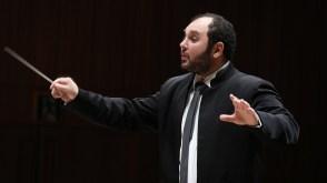 Vahan Mardirossian est depuis 2020 à la tête de l'Orchestre Royal de Chambre de Belgique